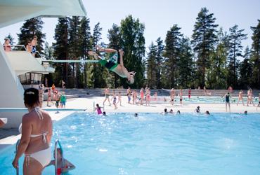 Sveitsi Swimming Pool